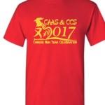 CNY 2017 t shirt