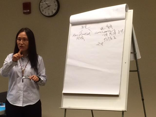 Zhi hai explaining feng shui